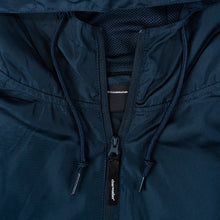 Load image into Gallery viewer, LIGHTWEIGHT WINDBREAKER / NAVY