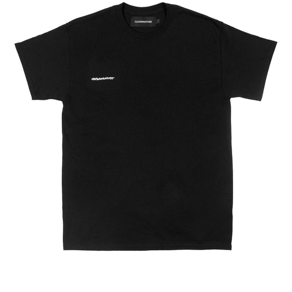SOBCHAK TEE / BLACK - Clear Weather