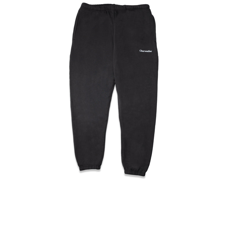 CW / SWEAT PANT / BLACK - Clear Weather