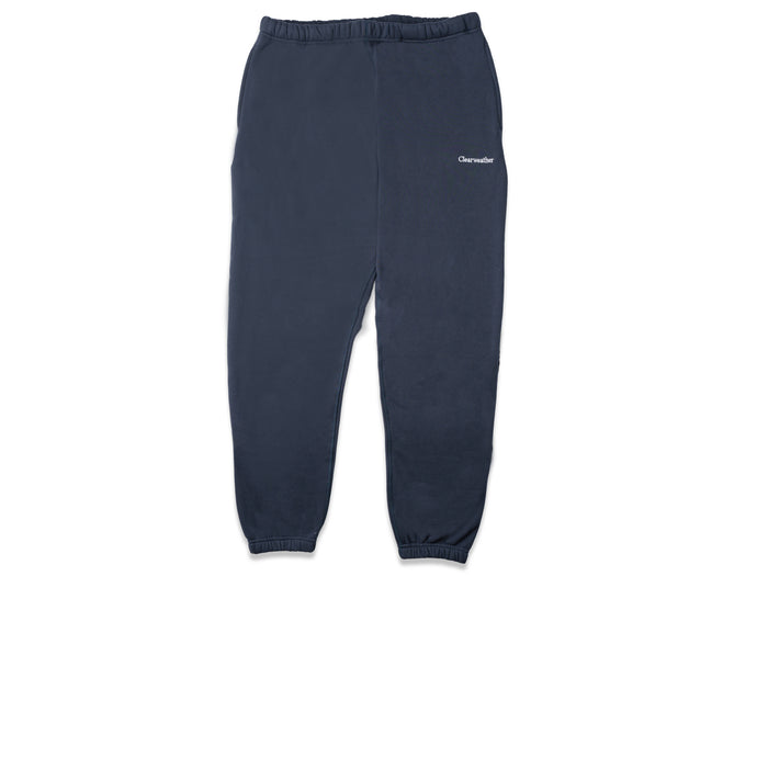 CW / SWEAT PANT / NAVY - Clear Weather