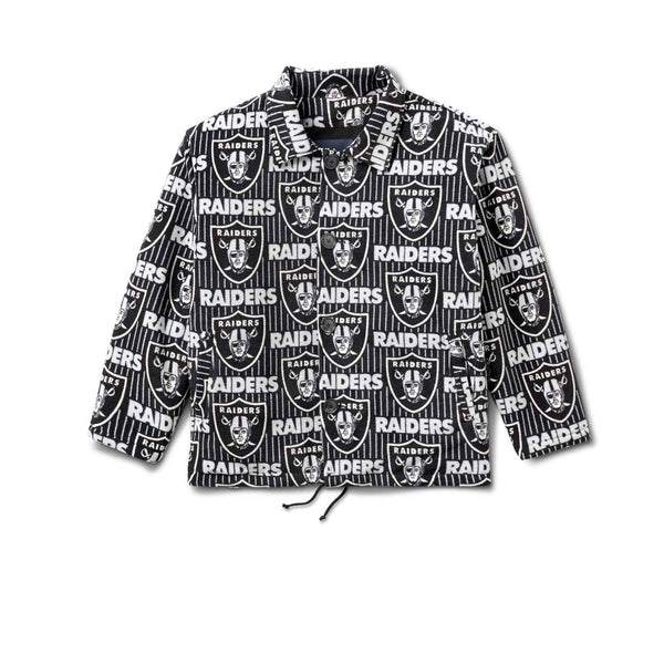 FRESHJIVE RAIDERS JACKET / BLACK - Clear Weather
