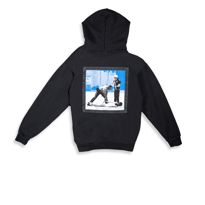 WEST COAST HODDIE / BLACK - Clear Weather