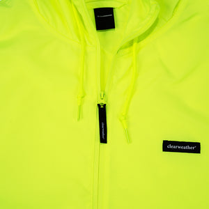 LIGHTWEIGHT WINDBREAKER / HI-VIS YELLOW