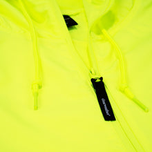 Load image into Gallery viewer, LIGHTWEIGHT WINDBREAKER / HI-VIS YELLOW