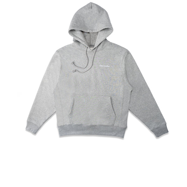 CW / HOODIE / HEATHER GREY - Clear Weather