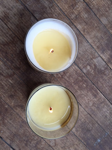 How to Burn a Candle - wrong way and right way
