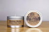 Morning Market: 6.5oz Tin Candle
