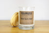White Tea & Ginger: 10oz Jar Candle