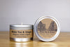 White Tea & Ginger: 6.5oz Tin Candle