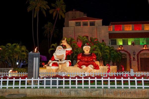 December - Friends of Honolulu City Lights