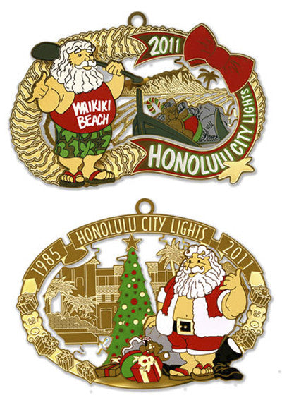 2011 Ornament Set