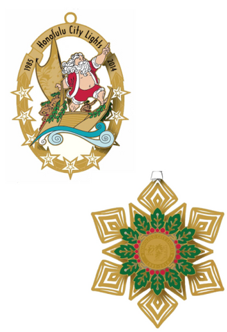 2014 Ornament Set