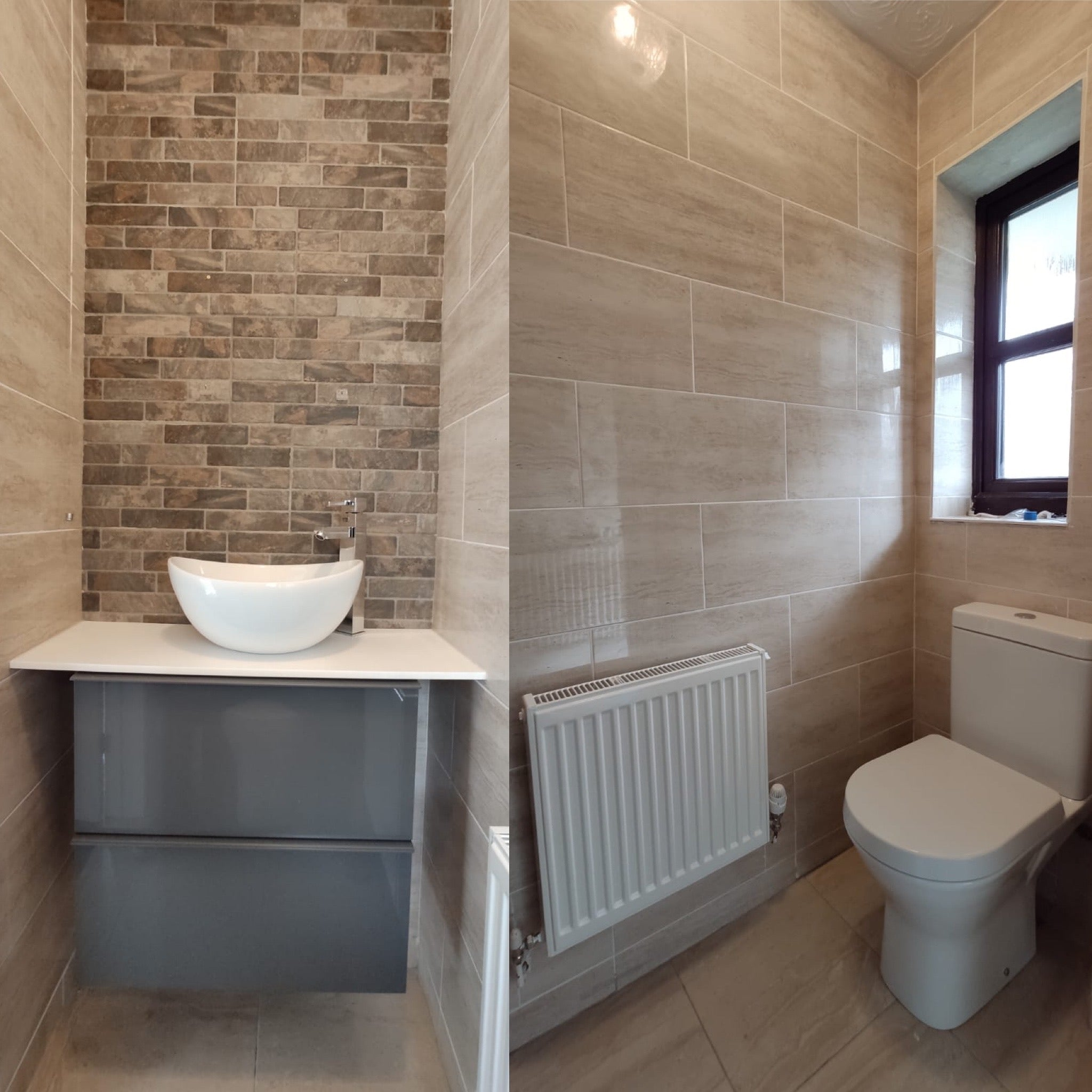 Bathroom Installations and Upgrades