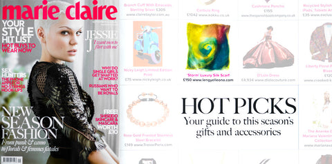 Marie Claire hot picks, gifts and accwssories