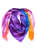rayon scarf: Daydream in multi colour