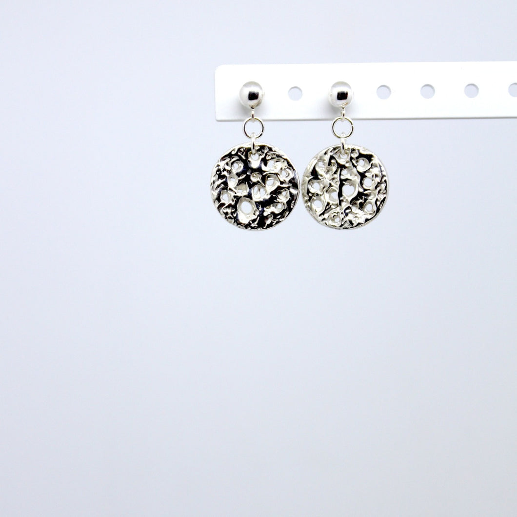 Medium Moon Earrings