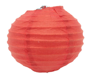 3.5-Inch Round Mini Chinese Decorative Paper Lantern