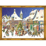 "Advent calendar ""Old Town"""
