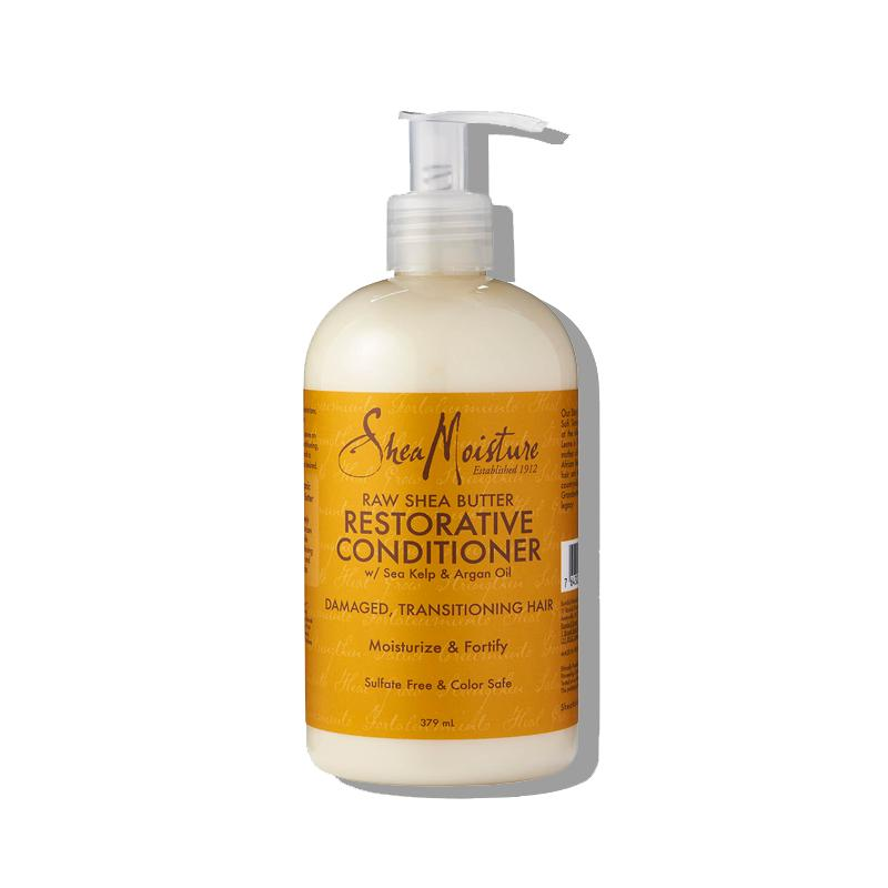 Raw shea butter conditionner Shea Moisture 379ml