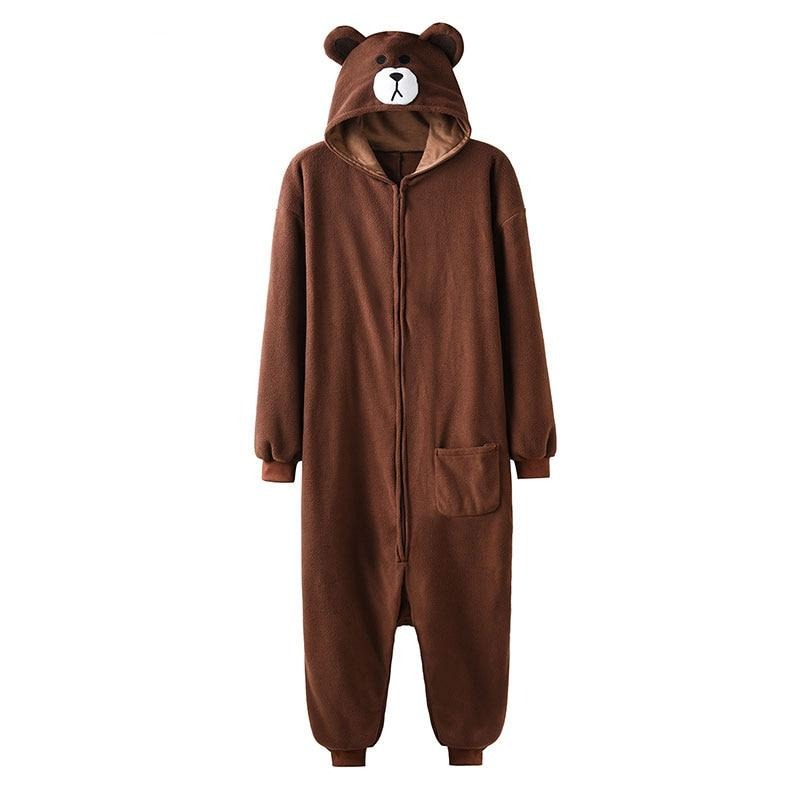 Animal Bear Kigurumi Onesie