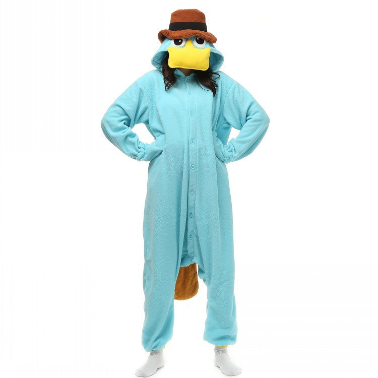 Perry the Platypus Onesie Pajamas