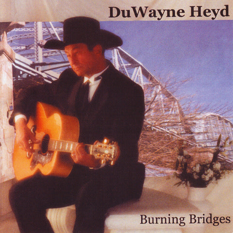 Burning Bridges - Album