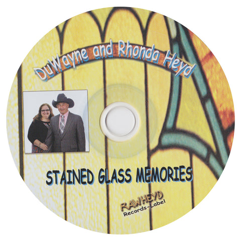 Stained Glass Memories - Album