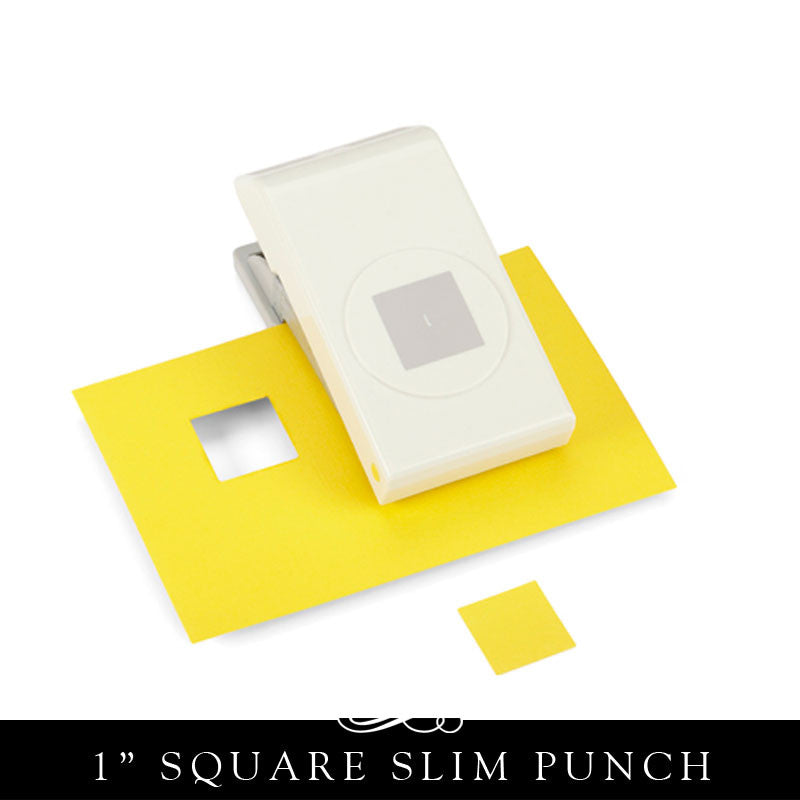 EK Success 25mm (1 inch) Square Paper Punch