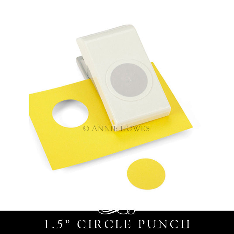 "1 1/2"" Circle Paper Punch (38mm)"