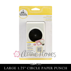 "1 3/4"" Circle Paper Punch"