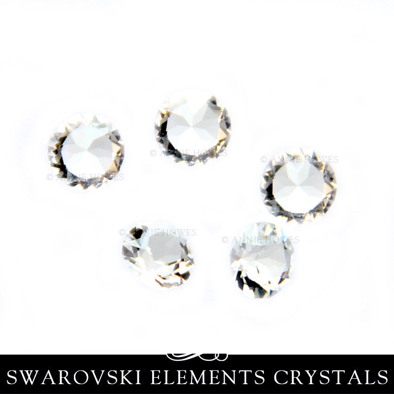 Swarovski Crystals - Clear 1088 SS19 for your Locket Love