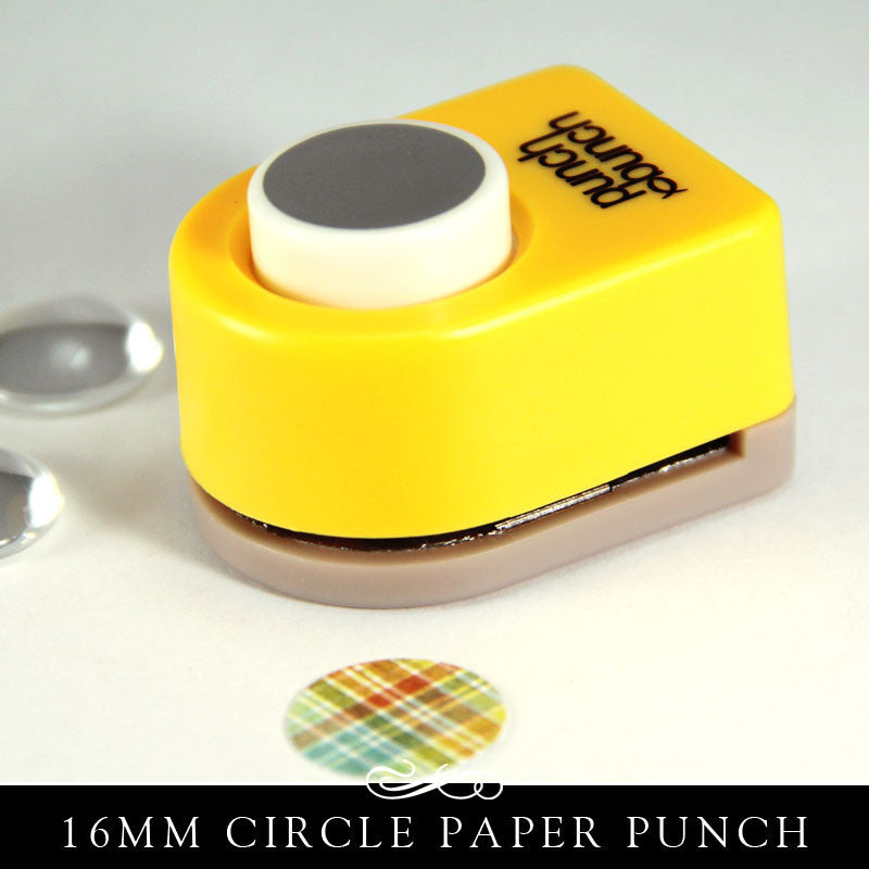16mm Circle Punch