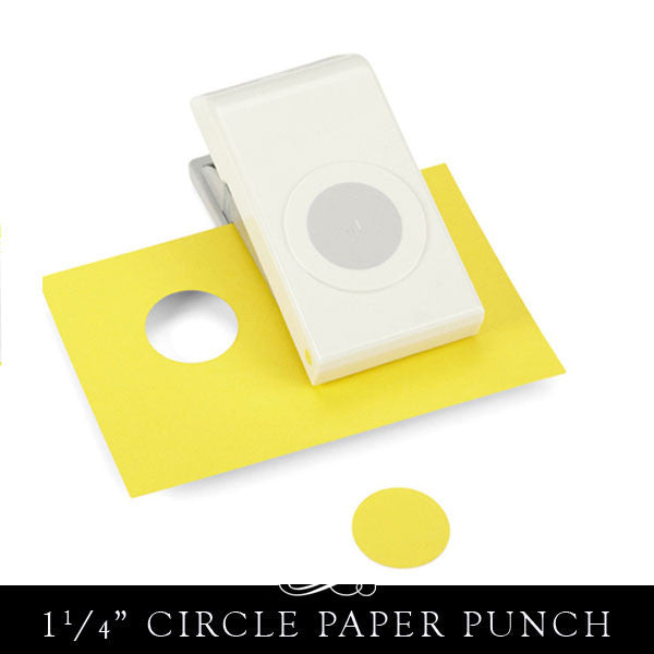 "1 1/4"" Circle Paper Punch"