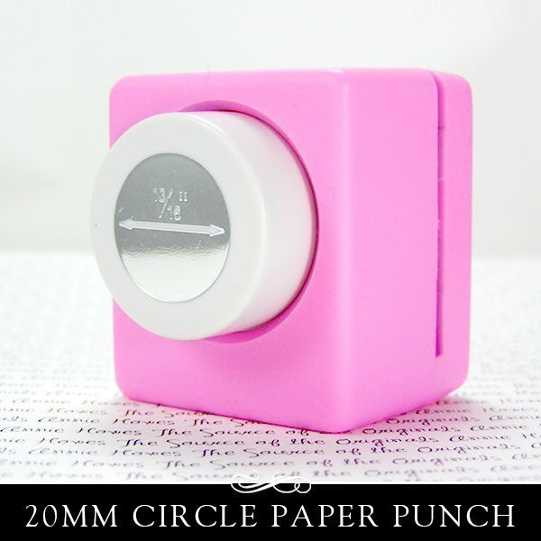 McGill 20mm Circle Punch