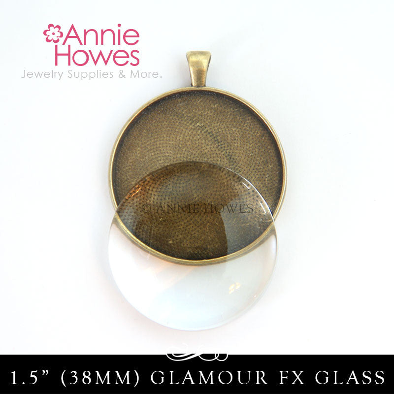 GFX-Glamour FX Glass 38mm Circles