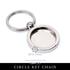 Aanraku Blank Key Holder - Circle