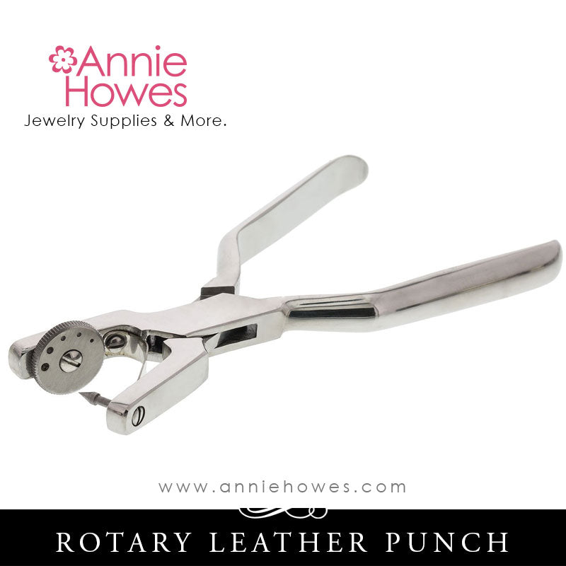 Rotary Leather Punch Tool by Beadsmith