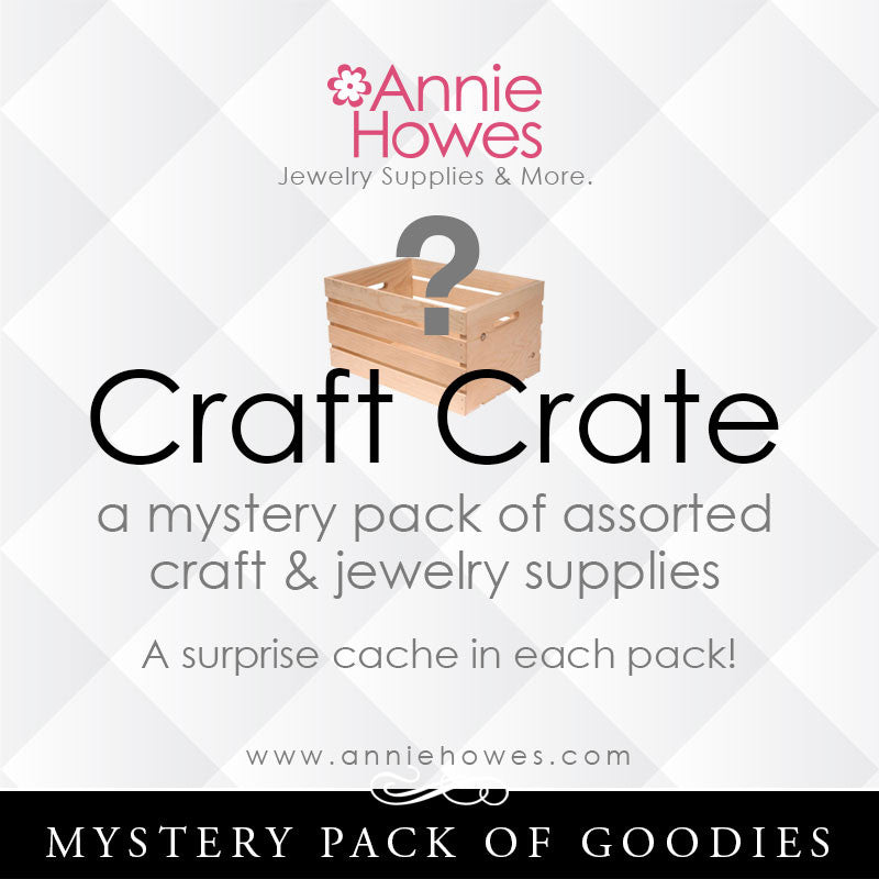 Jewelry Supplies Craft Supplies Mystery Pack