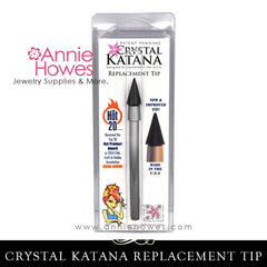 Crystal Katana Tool Replacement Tip from the Crystal Ninja