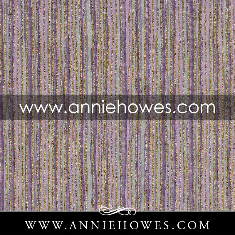 "Chiyogami Paper - Stripes in Purple 4"" x 6"" sheet. (100)"