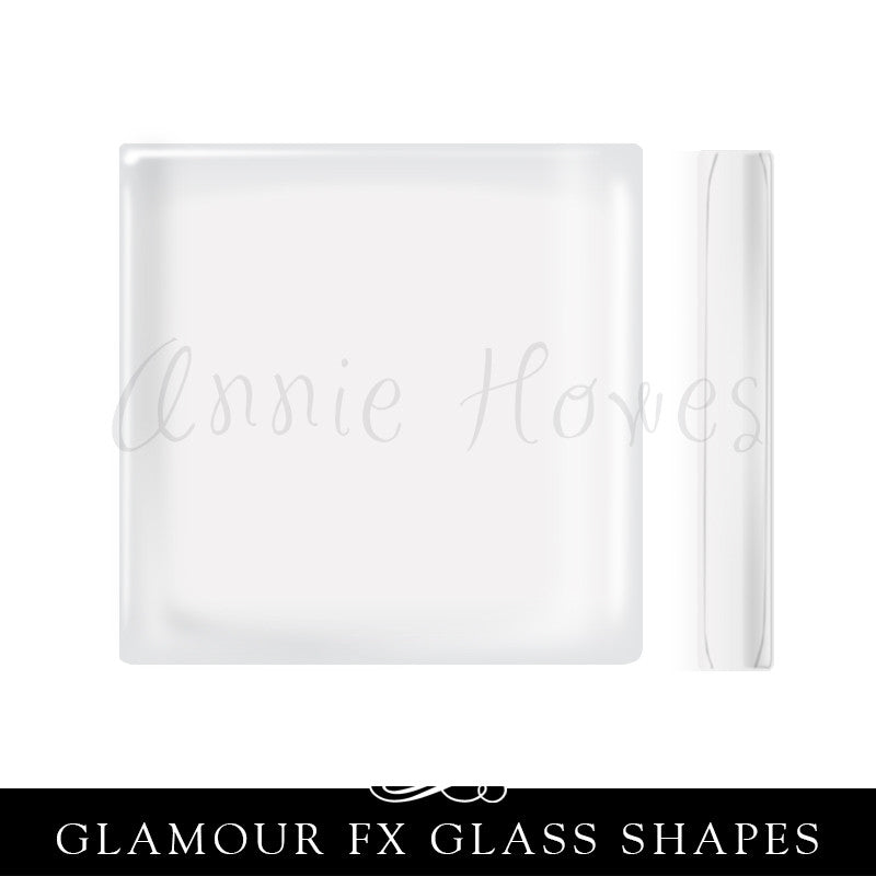 GFX-Glamour FX Glass 24mm Square