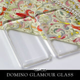 GFX Glamour  FX Glass 1 x 1.875 in- Rectangle Glass