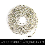 Glass & Pendant Tray Necklace Kit - 20x30 Rectangle