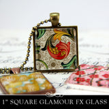 GFX Glamour  FX Glass 25mm 1 Inch Square