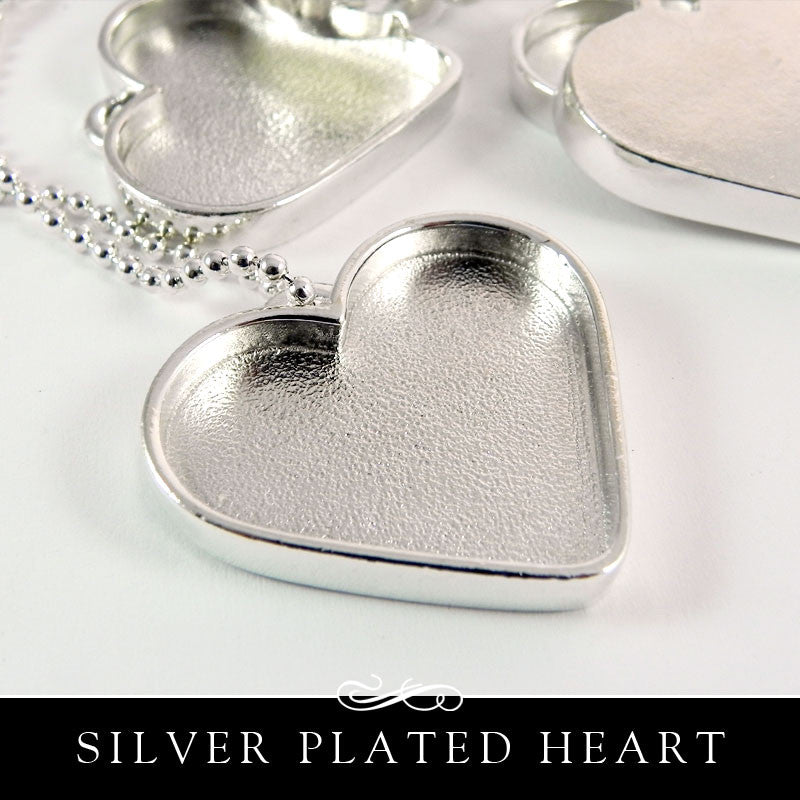 Heart Shaped Pendant Tray-LPH. Nunn Design