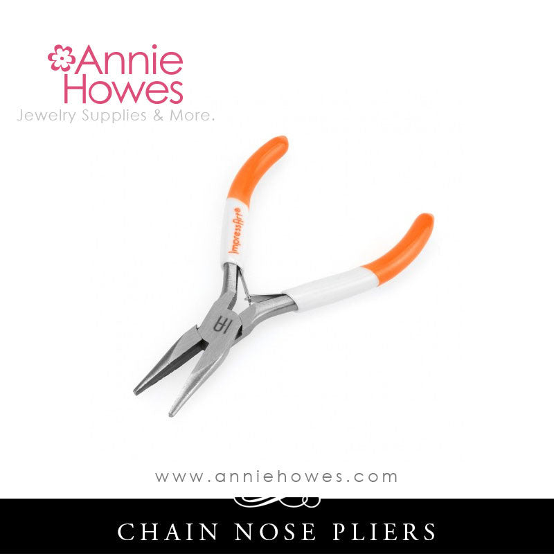 Chain Nose Pliers Tool - Impressart