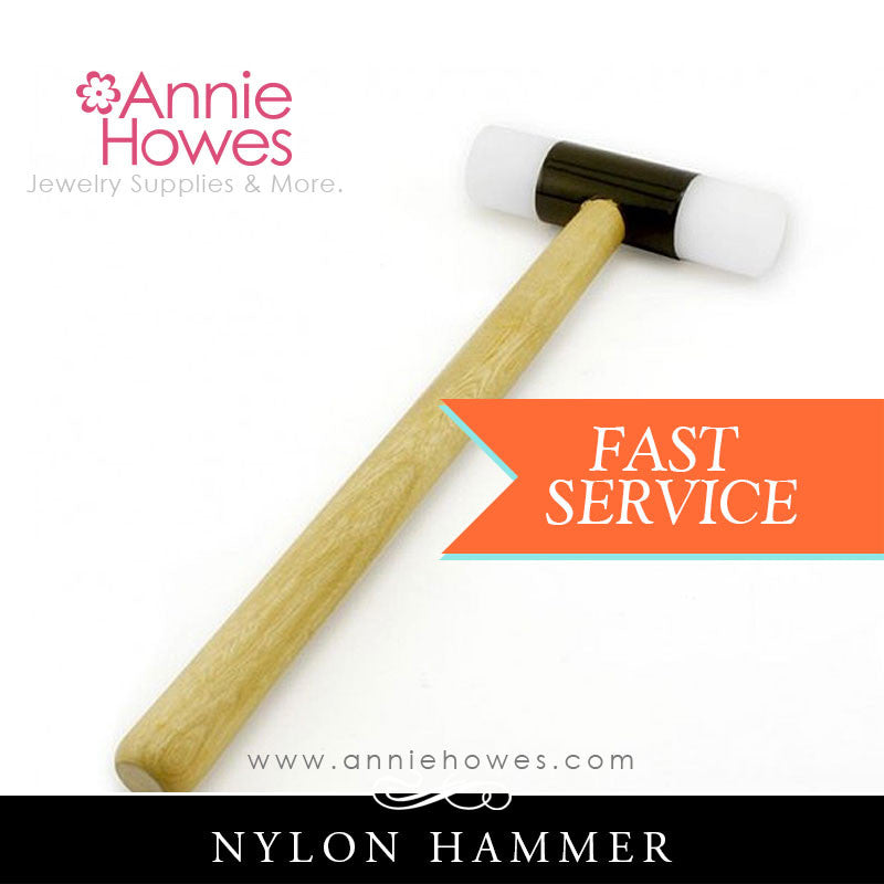Nylon Hammer for Metal Jewelry