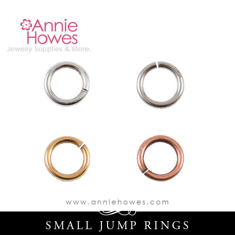 4.5mm Jump Rings Circle Match Nunn Design