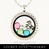 Horse Charm for Floating Locket Love