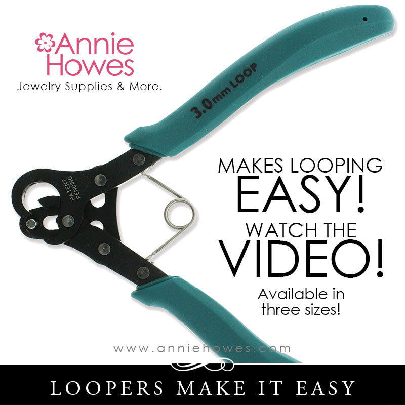 The 1 Step Looper - Bead Looping Tool - The BeadSmith